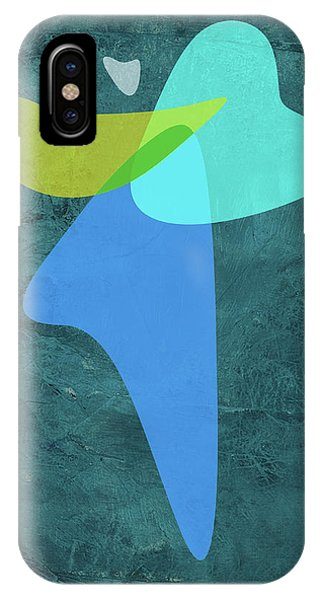 Century iPhone Case - Shapes IIi by Naxart Studio