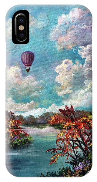 Sharing The Vision IPhone Case