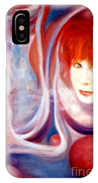 Shirley Incarnate IPhone Case