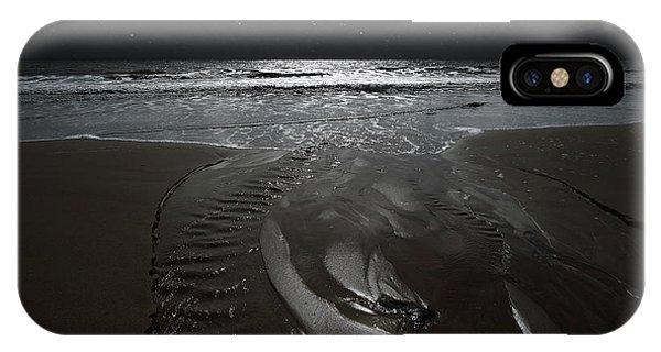 Shore Of The Cosmic Ocean IPhone Case