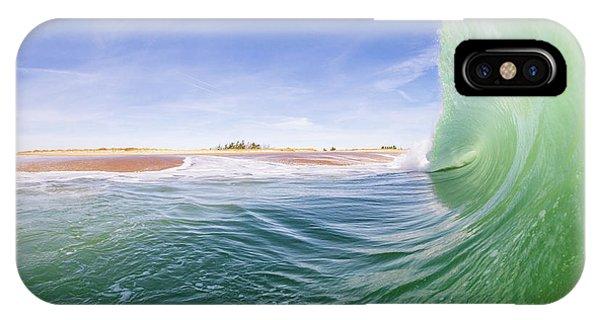 Shorebreak IPhone Case