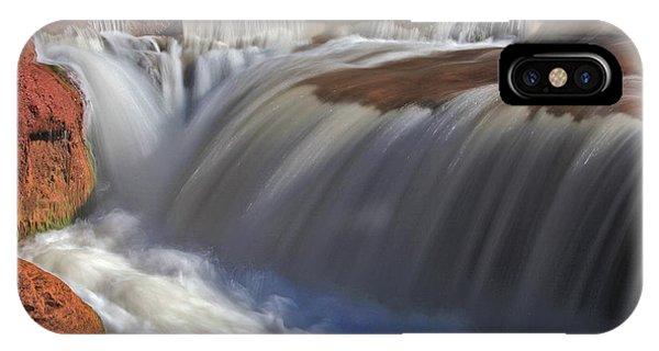Silken Flow IPhone Case