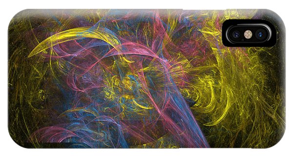 IPhone Case featuring the digital art Similkameen by Jeff Iverson