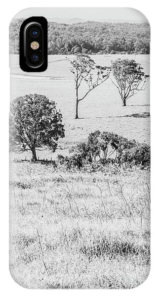 Mono iPhone Case - Simple Country Wonders by Jorgo Photography - Wall Art Gallery