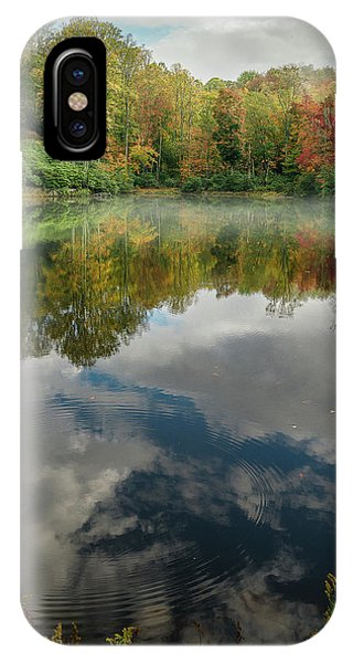 Sims Pond Blowing Rock North Carolina IPhone Case