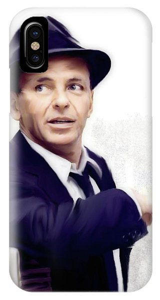 Frank Sinatra Sinatra IPhone Case