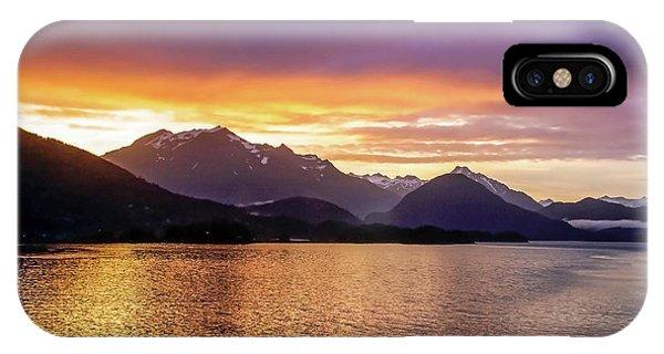 Sitka Sunrise IPhone Case