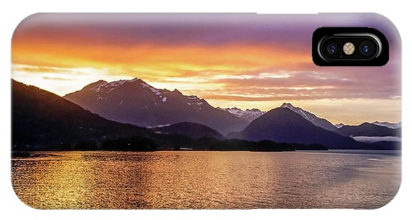 Sitka Sunrise IPhone Case