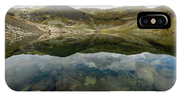 IPhone Case featuring the photograph Skarsvotni, Norway by Andreas Levi