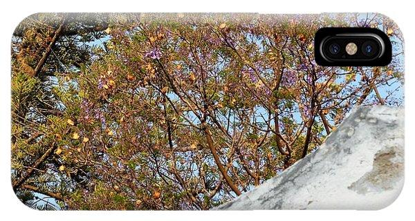 IPhone Case featuring the photograph Sky Bouquet by Rosanne Licciardi