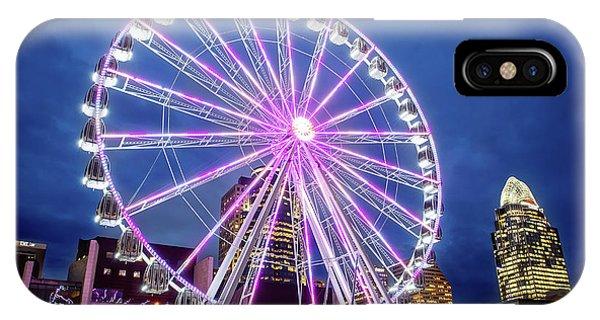 Skystar Ferris Wheel IPhone Case