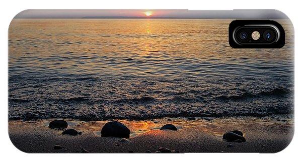 iPhone Case - Sleeping Bear Bay 1 by Heather Kenward
