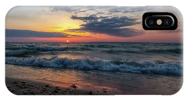 iPhone Case - Sleeping Bear Bay 3 by Heather Kenward