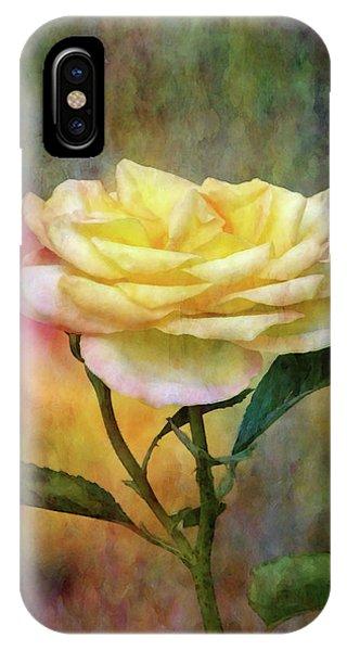 Slight Yellow 5570 Idp_2 IPhone Case