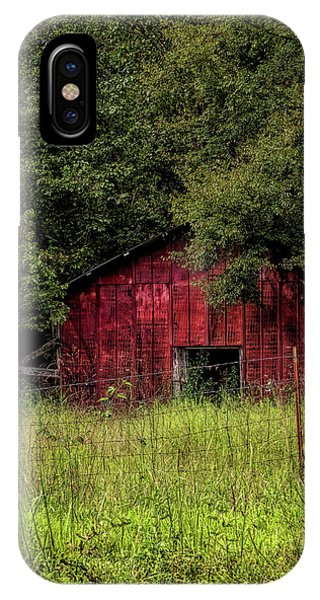 Small Barn 2 IPhone Case