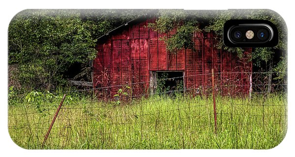 Small Barn 3 IPhone Case