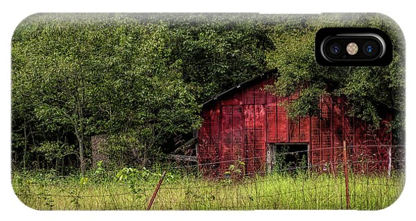 Small Barn IPhone Case