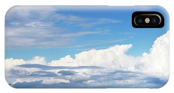 iPhone Case - Small Boat And Big Sky by Jane Rix