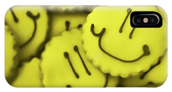 Smiley Face IPhone Case