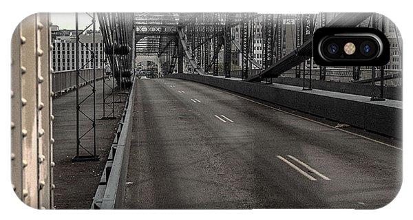 Smithfield Street Bridge IPhone Case