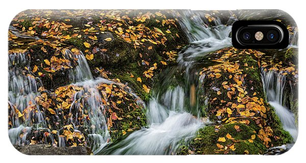 Smokey Mountain Falls IPhone Case