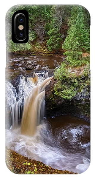 Snake Pit Falls IPhone Case