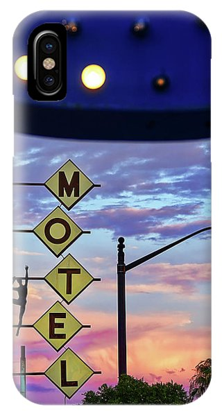 IPhone Case featuring the photograph Sneaker by Skip Hunt