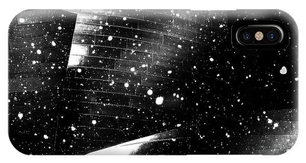 Digital Image iPhone Case - Snow Collection Set 02 by Az Jackson