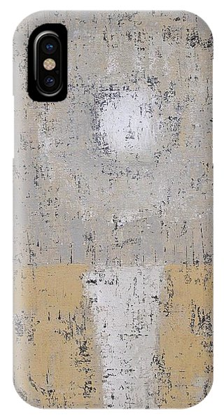 Snow Moon Original Painting IPhone Case