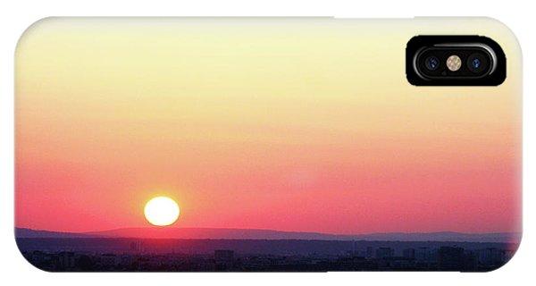 Solar Tangent IPhone Case