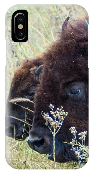 Someone To Watch Over Me IPhone Case