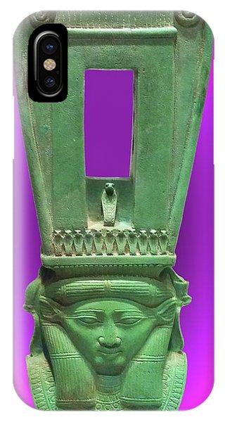 Sound Machine Of The Goddess IPhone Case