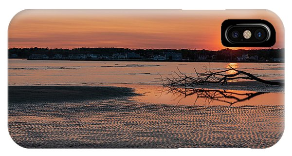 Soundview Sunset IPhone Case