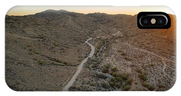 South Mountain Canyon IPhone Case