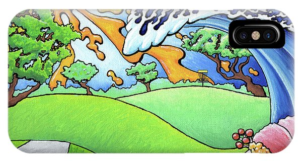 South Texas Disc Golf IPhone Case