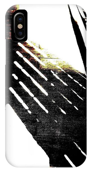 IPhone Case featuring the photograph Southern Exposure Abstract by VIVA Anderson