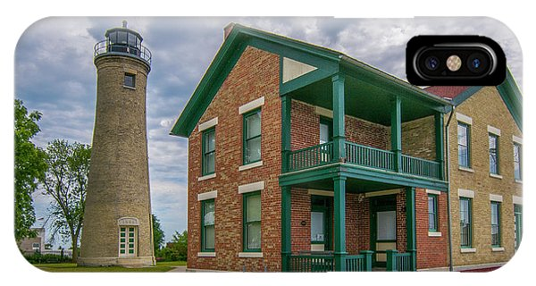 Southport Lighthouse  IPhone Case