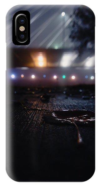 Spaceship IPhone Case