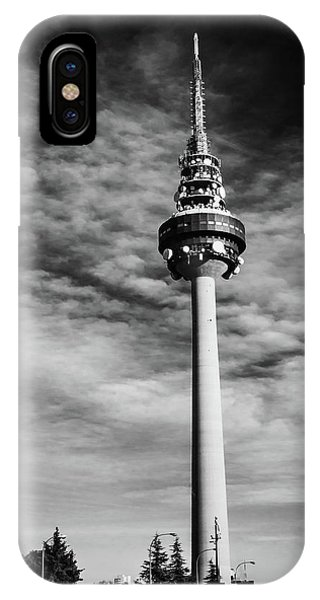 Spain Tower IPhone Case
