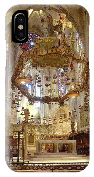 Spanish Cathedral IPhone Case