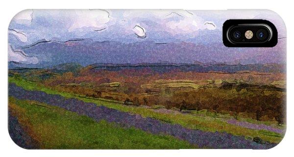Spean Bridge Painting IPhone Case