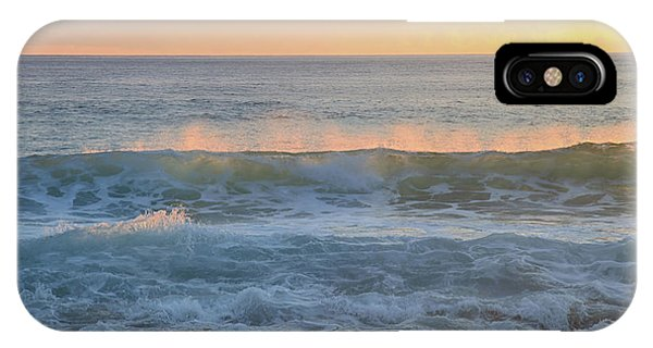 Oahu iPhone Case - Spray by Laurie Search