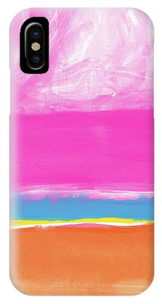 Pink iPhone Case - Spring Crush 2- Art By Linda Woods by Linda Woods