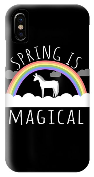 Spring Is Magical IPhone Case
