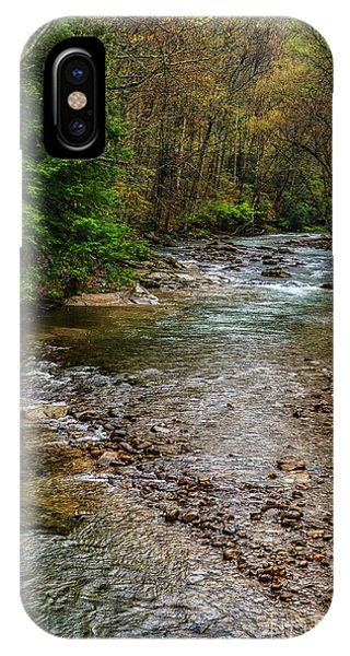 iPhone Case - Springtime Gauley River Headwaters by Thomas R Fletcher