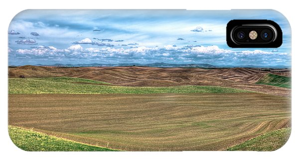 iPhone Case - Springtime In The Palouse by David Patterson