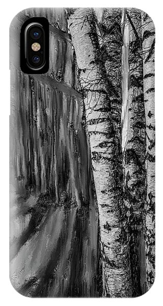 springtime ligh BW #i6 IPhone Case