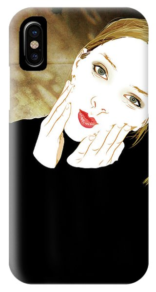 Squishyface IPhone Case