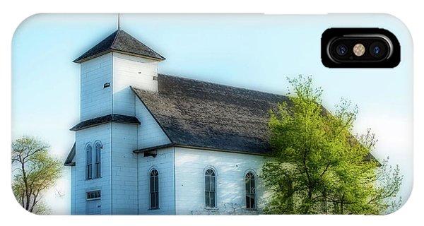 St. Agnes. Church IPhone Case
