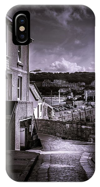 St Ives Street IPhone Case
